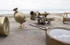 Tło na podróży, historii, odkryciu i przygodzie, Zdjęcia Royalty Free