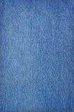tło niebiescy dżinsy Obrazy Royalty Free