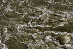 tło niepokojący wodny kłębienie Obrazy Royalty Free