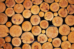 tło notuje drewno Zdjęcia Stock