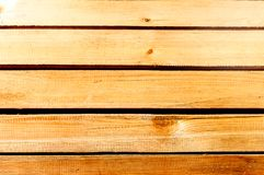 Tło nowe drewniane plakiety fotografia stock