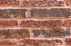 Tło nowożytna kamienna ceglana tekstura, abstrakcjonistyczna piaska lub granitu ściana Fotografia Stock