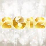 tło nowy rok Zdjęcia Royalty Free