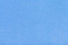 Tło od błękitnego barwionego pastelu papieru Obrazy Royalty Free