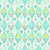 Tło od barwiących geometrycznych kształtów royalty ilustracja