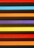 Tło od barwiących pasków Fotografia Stock