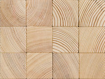 Tło od liczb drewniani sześciany Zdjęcie Royalty Free