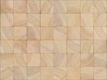 Tło od liczb drewniani sześciany Fotografia Stock