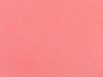 Tło od prześcieradła koral barwił pastelu papier Zdjęcie Royalty Free