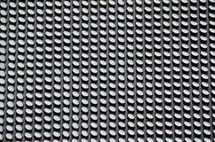 Tło okrąg dziur wzór w czerni zdjęcia royalty free