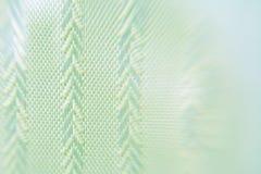 T?o oliwny kolor z geometryczn? tekstur? tkanina w postaci ?wierczyny obrazy royalty free