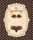 tło ornament underlinen Fotografia Royalty Free