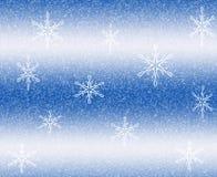tło płatek śniegu Zdjęcie Royalty Free