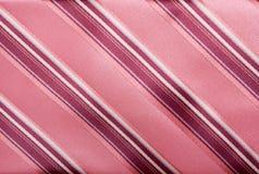tło paskujący krawat Zdjęcie Stock