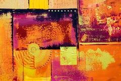 tło pomalowane abstrakcyjne royalty ilustracja
