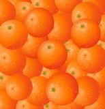 tło pomarańcze Zdjęcie Stock