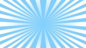 tło promienie barwią lampasy Fotografia Stock