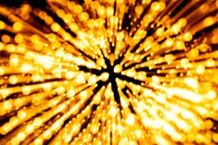 Tło przypomina zamazanego neonowego światło Obrazy Royalty Free