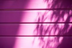 Tło różowa ściany Zdjęcia Royalty Free