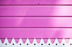Tło różowa ściany Obraz Royalty Free