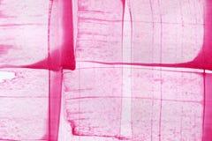 tło różowa akwarela Obraz Royalty Free