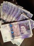 5000 tło rachunków pieniądze rubli wzoru Zdjęcia Royalty Free