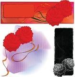 tło rośliny royalty ilustracja