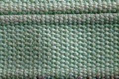 Tło robić patka, zielony pas obraz stock