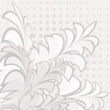 Tło robić up kwiaty i rośliny kwitnie ziele royalty ilustracja