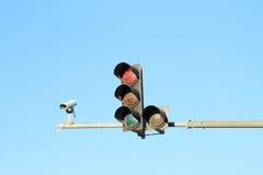 tło ruchu planowanymi świetlnych ilustracja odizolowane white wektor Fotografia Stock