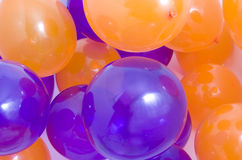 tło się purpurowy pomarańczowe Obraz Stock