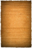 tło stara papierowa tekstura będąca ubranym Zdjęcia Stock