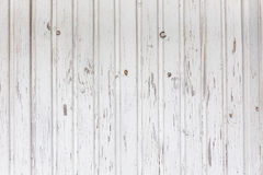 Tło stare malować drewniane deski Zdjęcie Royalty Free