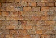 Tło stary ściana z cegieł Obraz Stock