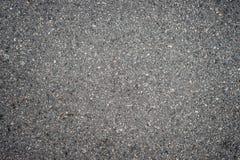 Tło, szarości asfaltowa tekstura na całości ramy Horyzontalna rama Fotografia Stock