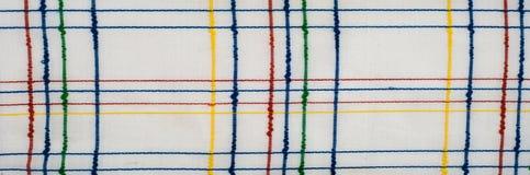 tło szczegółów tekstury okno stary drewniane szablon Tkanina bawełniany w kratkę Płatowaty ov Fotografia Stock