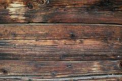 Tło, szorstki, rocznik, antykwarski drewniany stół, ściana Zdjęcia Royalty Free