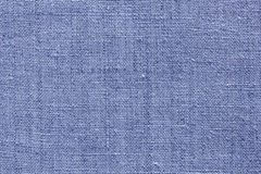 tło tekstura błękitny bieliźniana Fotografia Stock