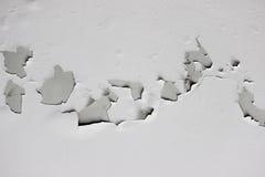 Tło tekstura biała grunge betonowa ściana z obieranie farbą Obrazy Royalty Free