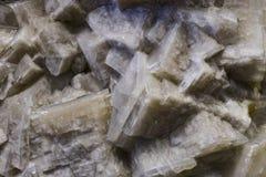 Tło tekstura kryształy zdjęcia stock