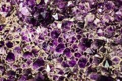 Tło tekstura kryształy zdjęcia royalty free