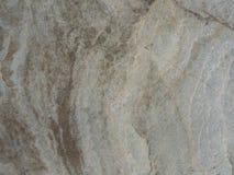 Tło tekstura naturalny kamień z pęknięciem Obraz Stock