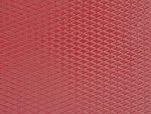 Tło, tekstura, panwiowy metal, czerwień Zdjęcia Stock