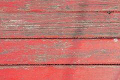 Tło, tekstura stara malująca drewniana ławka obrazy royalty free