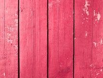 Tło, tekstura stare grungy drewniane deski menchie barwi obrazy royalty free