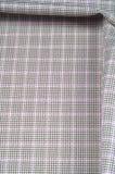 Tło tekstura, wzór bawełniany płótno, w kratkę wzór, i Zdjęcia Royalty Free