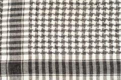 Tło tekstura, wzór Szalik wełna lubi Yasir Arafat P obrazy royalty free