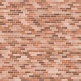 Tło tekstura z brown ściana z cegieł ilustracji