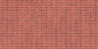 Tło tekstura z czerwonym ściana z cegieł ilustracja wektor
