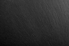 Tło tekstury czarny łupek Obrazy Stock